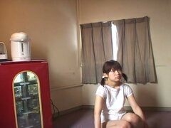 Young asian slut gets messed up