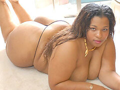 Ebony BBW Princess!