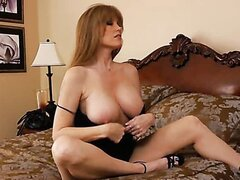 Darla Crane fucks with her son's friend!