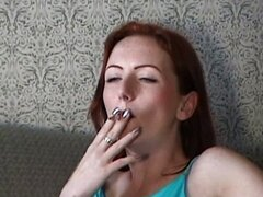 Massaging smoking rich wives of Canada