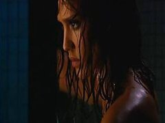 A sexy and revealing complication of Jessica Alba's best scenes where she gets nude