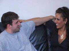 Man is surprised to date a horny mistress but mistress is more surprised to see that he is willing