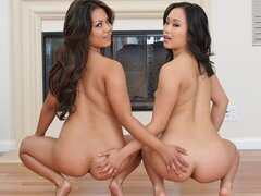 Bella Ling And Lana Violet
