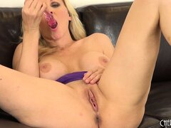 Tender lady Julia Ann is in her middle ages, and she's still sexy
