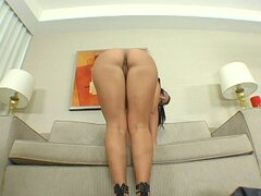 Fat Victoria Allure and her fluffy girlfriend jiggle their bubble butts