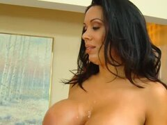 Voluptuous pornstar Sienna West in milf fuck
