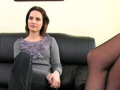 Anal creampie for cute Romanian woman