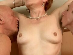 mature foursome