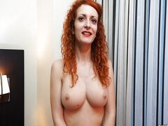 Silvia Camps Is A Hot Redhead