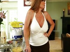 My Freind's Hot Mom Mrs. Darla Crane