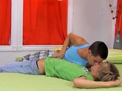 Gay jocks Gorgeous youngsters Camden Christianson and Kaiden Ertelle are