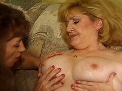 It's like some mature sluts fest with these horny grannies