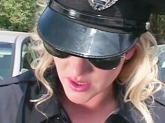 Latex Cops - Scene 2