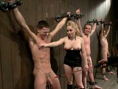 Man likes to be dominated by woman