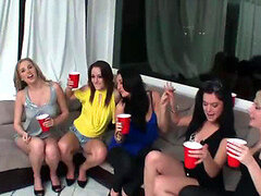 Wild Amateur Sex In Crazy Bachelorette Party