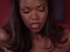 Bonerific Gabrielle Union s Extremely Hot Striptease