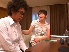 Shou Nishino Gets Fucked In Her Fishnet Outfit