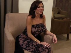 My controlling mother-in-law is a total fucking bitch to me, and it turns me on so bad. That's why I'm paying Veronica Avluv to pretend to be her tonight so I can be dominated and fucked hard by my
