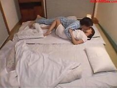 Milf Fingered Licked By Young Guy While Other Guy Sle...