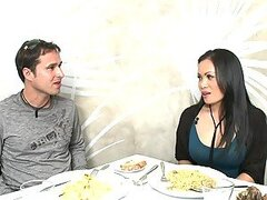 A couple having an amazing sex date