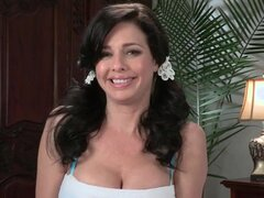 Veronica Avluv big tits threesome cutie