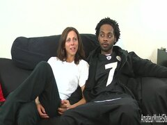 Interracial Amateur Casting
