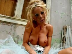 Cougar 38 POV Busty 40 Barbie Doll such a Princess