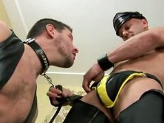 Cock Bent for Leather Part 1