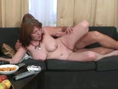 Young stud fuck his wife s mom