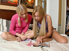 Two teens get fucked