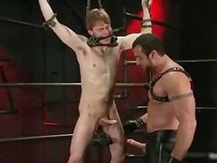 Noah gets strung up and tortured gay part5