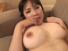 Amazing Sex with Big Breasted Sexy Japanese Babe Miho Tsujii