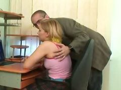 Young naughty bad girl gets and fucked really hard.