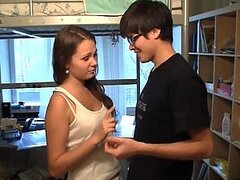 Hardcore Sex With The Teen Elizabet In Homemade Video