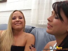 Eva Angelina and Jolean - Tube clip