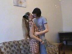 Hot Amateur Scene With The Naughty Teen Dobromila And Ladnik