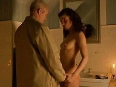 Caroline Hoermann Fucked In The Restroom