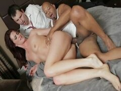 Cece Rhodes Cuckold Session