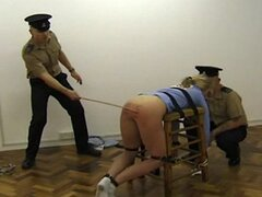 Prison Caning