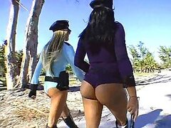 Ass Police Wild Outdoor Group Sex Action Here