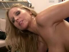 Doggystyle Pussy Penetration for blonde MILF