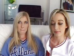 Threesome with Michelle B., Corina Taylor