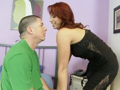 Nikki Hunter Gets Fucked by her Step Son