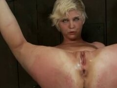 Submissive Chloe - BDSM Orgasms