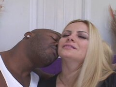 Plump Wifey Fulfills Dream Of Black Cock