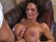 Nerdy Charles Dera Fucks His Friend Mike's Mom Mrs. Deauxma