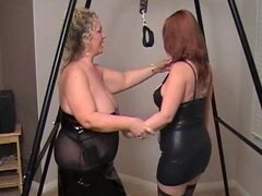 BBW Lovely Lynn abused