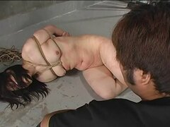 Hardcore bdsm with Asian babe
