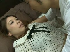 Awesome Mature Asian Babe Gets Fucked And Creamed On
