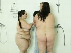 Hardcore BBW punishment